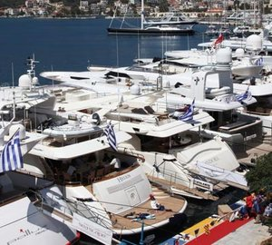 East Med Yacht Show in Poros, May 4 - 9, 2013
