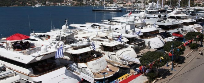 East Med Yacht Show, May 4 - 9, 2013