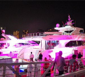 Gulf Craft's 'Majesty Yachts exclusive Preview' Event in Doha, Qatar