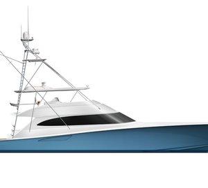 Viking Yachts starts construction of new motor yacht Viking 92 Convertible