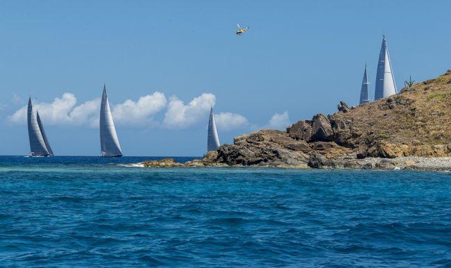 Loro Piana Caribbean Superyacht Regatta & Rendezvous 2013.