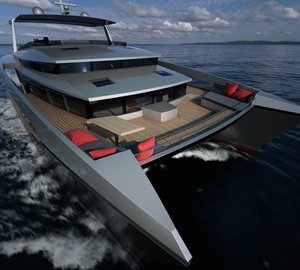 IY&A Awards 2013 Finalists: Alu Marine's luxury yacht PANAMA 62' and superyacht NOAH 88' concepts