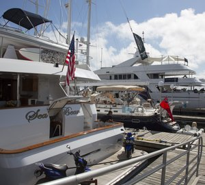 Newport Charter Yacht Show to host luxury yachts from around the globe this summer