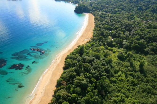 Red Frog Beach Island Resort Certified For Its: Panama's Red Frog Beach Marina To Welcome Boaters From All