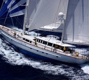 Luxury Yacht TIMONEER - latest superyacht to confirm attendance at 2013 Dubois Cup