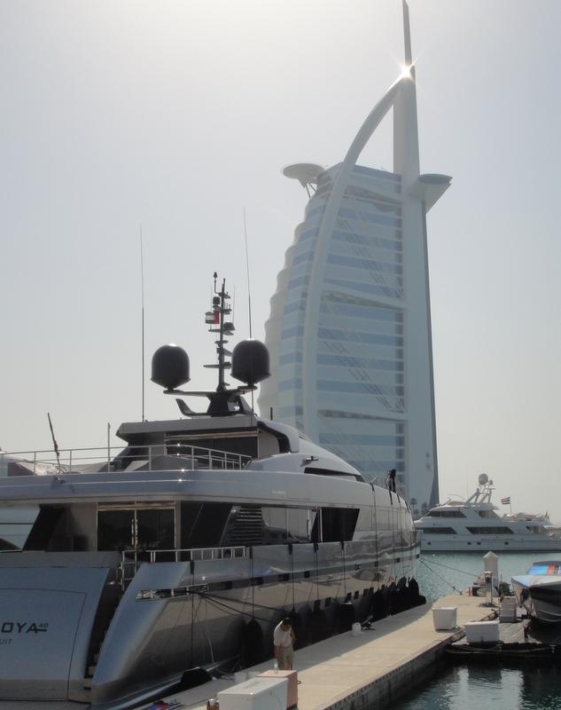 Sanlorenzo Yacht 40Alloy in Dubai