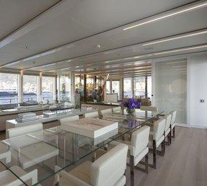 STELLA MARIS Yacht: Finalist in World Superyacht Awards and ShowBoat Design Awards 2013