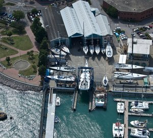 Marine Licence for UK's Gosport Marina secured by Marina Projects