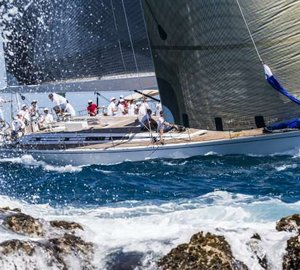 Rolex Swan Cup Caribbean starts in style