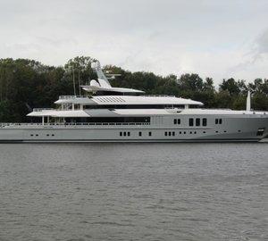 Reymond Langton designed yachts MOGAMBO and EXCELLENCE V among finalists for 2013 World Superyacht Awards