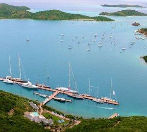 Loro Piana - Title Sponsor of the Caribbean Superyacht Regatta & Rendezvous
