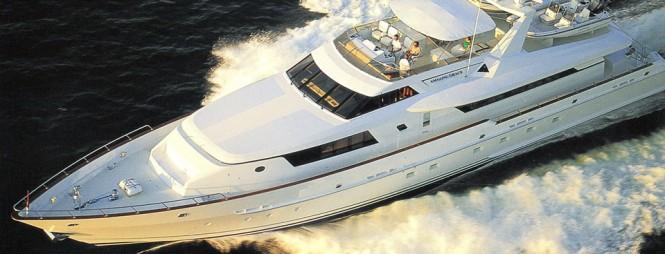 114ft superyacht Amazing Grace by Derecktor Shipyards