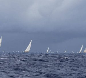 Caribbean leg of Panerai Classic Yachts Challenge 2013 attended by 65 yachts
