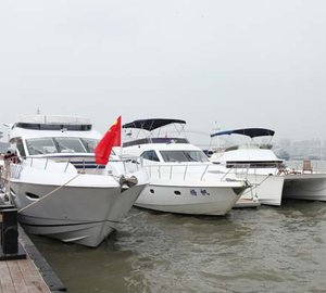 China (Shanghai) International Boat Show 2013 closed its doors on April 14