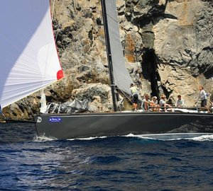 BVI Spring Regatta 2013: Day 1