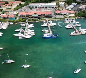 New general manager for IGY Marinas' American Yacht Harbor in St. Thomas