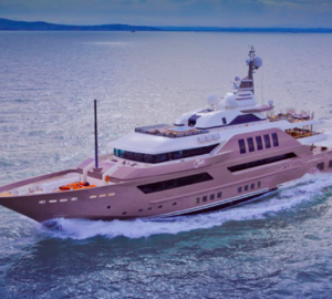 Interior images of CRN's 60m J'Ade yacht (CRN 125)