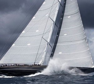 A great success of Royal Huisman yachts at St Barths Bucket 2013