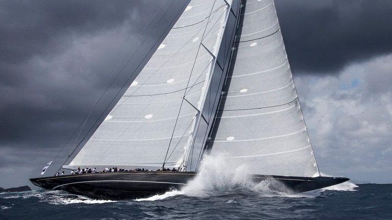 Luxury sailing yacht Hanuman by Royal Huisman