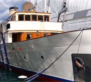 Pendennis Palma completes refit of FAIR LADY Yacht