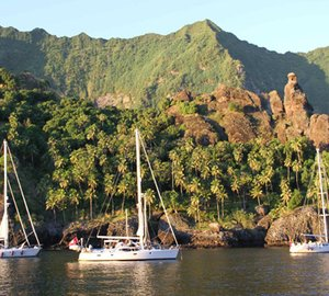 Oyster World Rally 2013: Voyage to French Polynesia