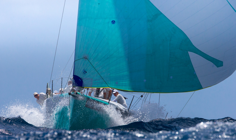 Maxi Racing Class winner VESPER© Les Voiles de Saint Barth / Christophe Jouany