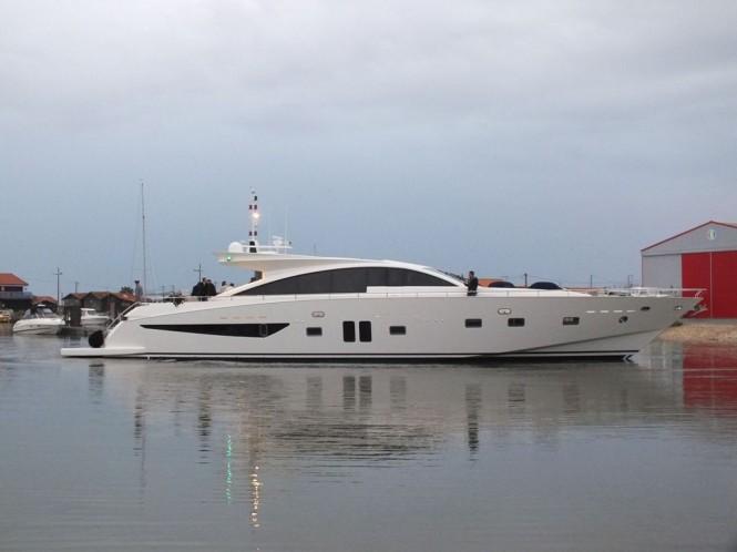 Motor yacht Noe - Couach 2800 Open