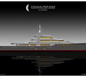 New OCEA Commuter 230 Yacht Design