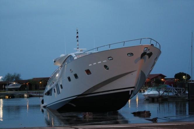 Noe yacht - Couach 2800 Open