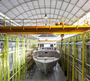 Italian Sea Group working on renewal and restoration of Nuovi Cantieri Apuania