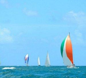 Oyster Regatta Grenada 2013: Day 2