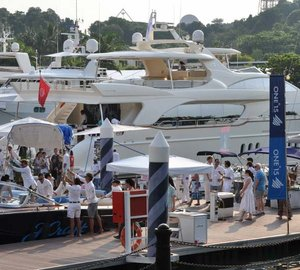 Singapore Yacht Show 2013 to start this week