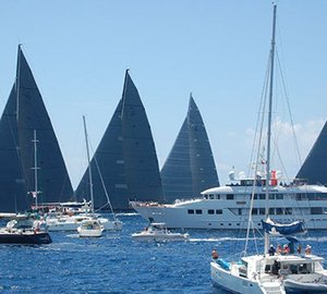 St Barths Bucket Regatta 2013: An Easter Sunday Celebration