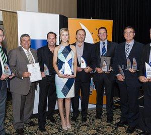 Club Marine Australian Marine Export and Superyacht Awards 2013 Winners