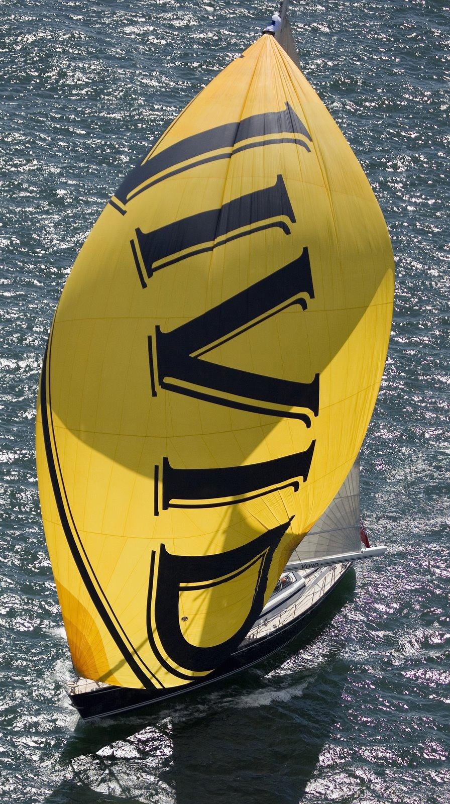 27m sailing yacht Vivid by Jongert - Courtesy of Andrea Francolini