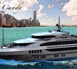 Benetti launch 55m motor yacht LADY CANDY (hull FB260)