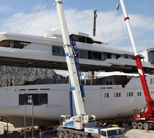 Sunrise Yachts moves its 63-metre mega yacht projects into new facility
