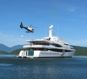 Brazil Yacht Services assisting superyachts coming to Brazilian waters