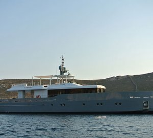 New 128ft Motor Yacht by Tansu Yachts and Diana Yacht Design with delivery in 2015
