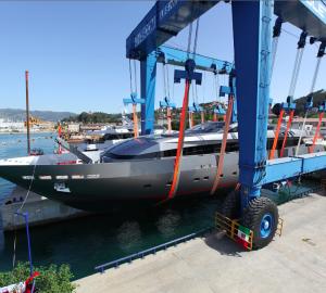 Baglietto launch 44m motor yacht MONOKINI