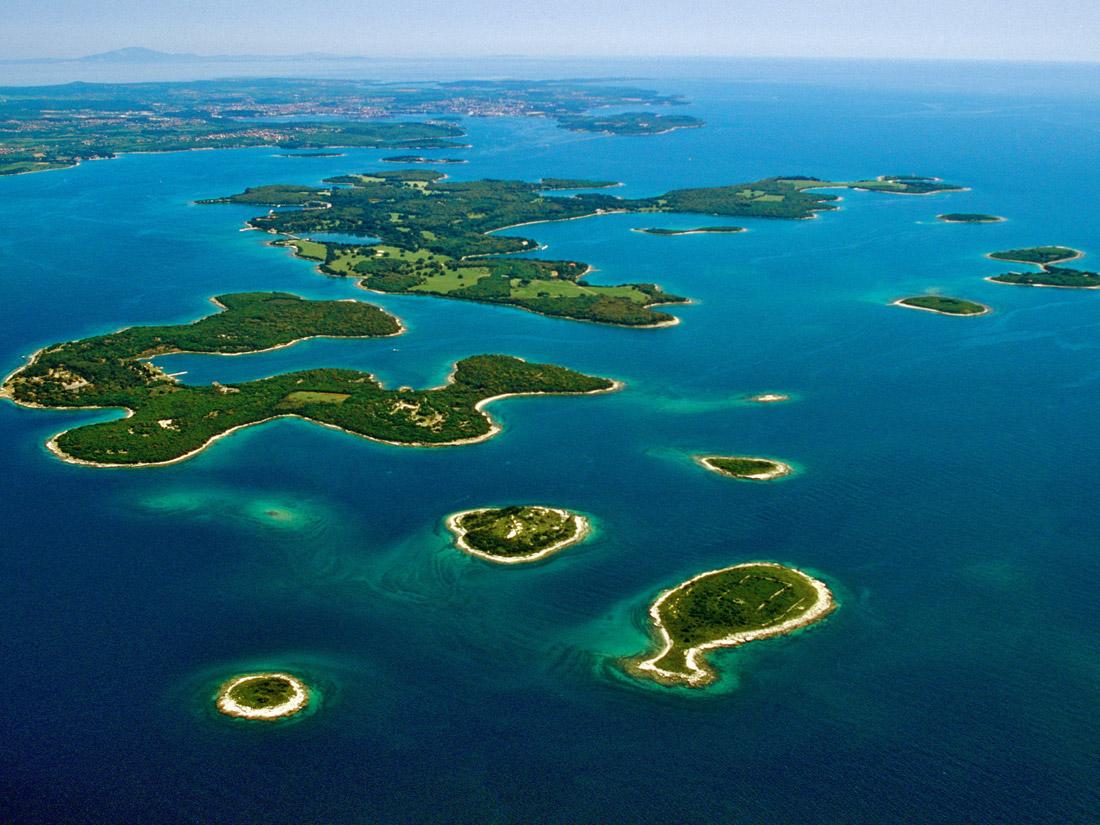 Brijuni Archipelago - Croatia