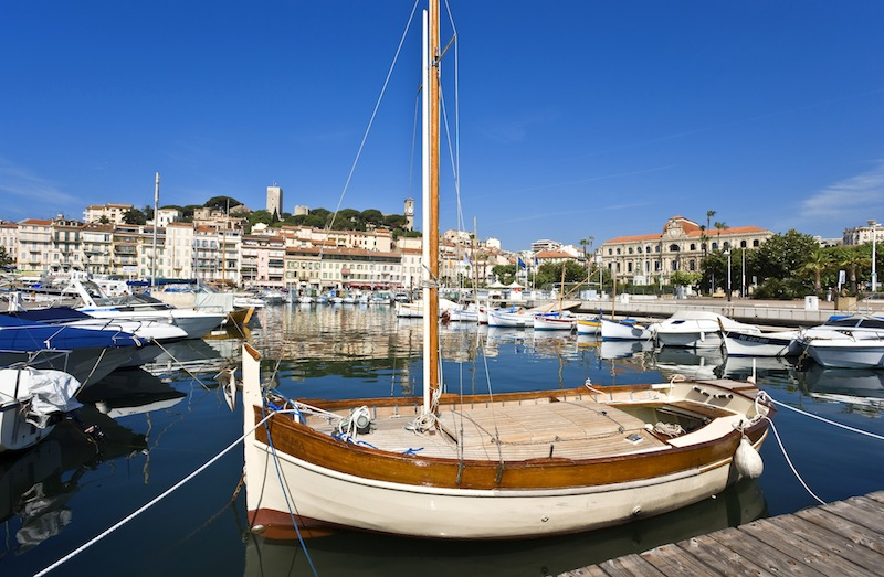 Cannes, le Suquet - Photo courtesy of CRT Côte d'Azur - Photo by Robert PALOMBA