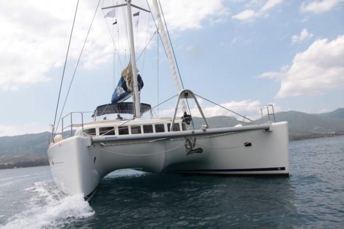 Catamaran ELVIRA