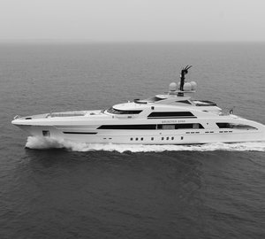Sea trials successfully completed by Heesen's revolutionary 65m FDHF Yacht GALACTICA STAR