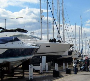 Great success for the 2013 Hamble Point Boat Show