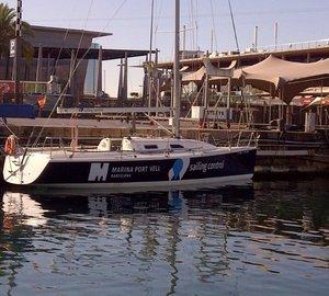 Marina Port Vell - Sponsor of Conde de Godó Regatta and Sailing Control Yacht