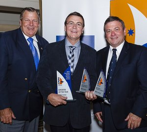 SCIBS Exhibitors take out 2013 Club Marine Australian Marine Export and Superyacht Awards