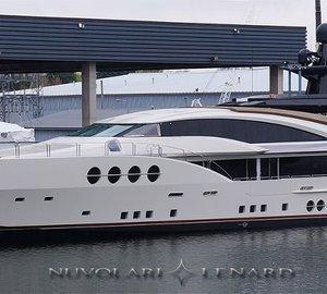 Palmer Johnson launch 65m PJ210/1 motor yacht LADY M (Project Stimulus)