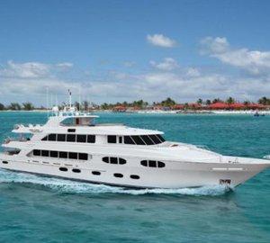 Richmond Yachts announces launch of 150ft motor yacht RICHMOND LADY (hull 7)