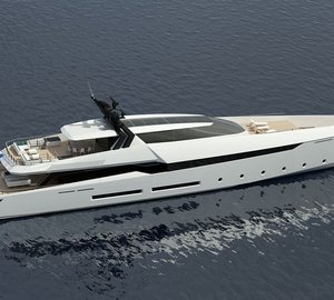 Ghost Yachts introduces new 55m motor yacht Ghost G180F